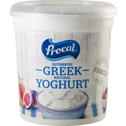 Photo of Procal Greek Yoghurt 900g 900gm