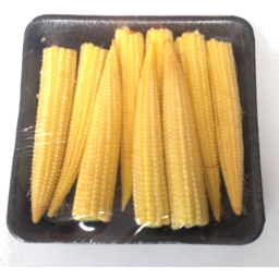 Photo of Sweet Corn Baby Prepacked 115gm