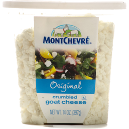 Photo of Montchevre Goat Cheese Crumbled