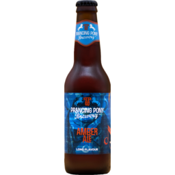 Photo of Prancing Pony Amber Ale Bottles - 24 X 330ml