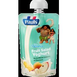 Photo of Pauls Moana Fruit Salad Yoghurt Squeeze Pouch 70g