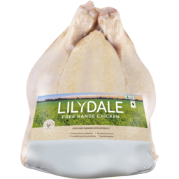 Photo of Lilydale Free Range Whole Chicken p/kg