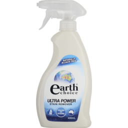 Photo of Earth Choice Prewash Stain Remover 400ml