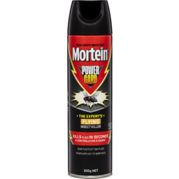 Photo of Mortein Powergard Insect Spray Flying Insect Killer 300g