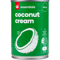 Photo of Homebrand Coconut Cream 400ml