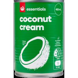 Photo of Homebrand Coconut Cream 400ml