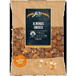Photo of JC's Almonds Smoked Australian 150g