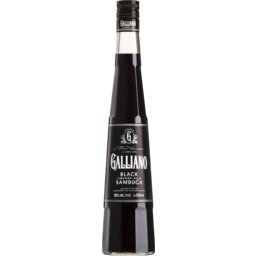 Photo of Galliano Black Sambuca