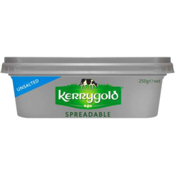 Photo of Kerrygold Spreadable Unsalted 250gm