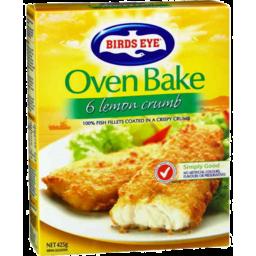 Photo of Birds Oven Bake Lemon Crumb 425gm
