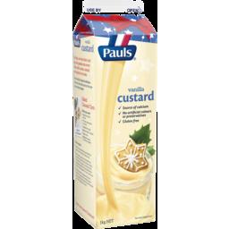 Photo of Pauls Custard Vanilla 1kg
