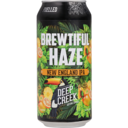 Photo of Deep Creek Brewing Co. New England Ipa Brewtiful Haze 440ml