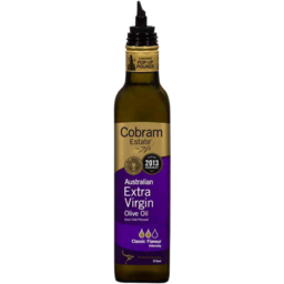 Photo of Cobram Estate Fresh & Fruity Extra Virgin Olive Oil 375ml