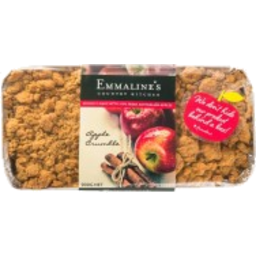 Photo of Emmalines Apple Crumble 900g