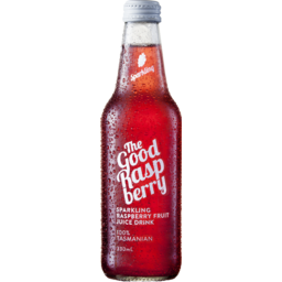 Photo of The Good Raspberry Sparking drink 330mL