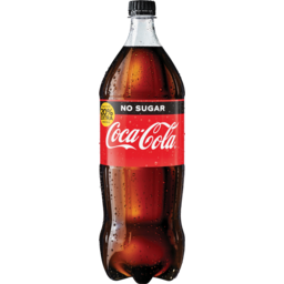 Photo of Coca Cola No Sugar Bottle 1.5l