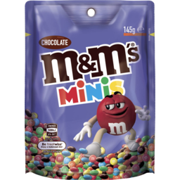 Photo of M&M's Pouch Minis 145gm