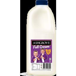 Photo of Ashgrove Milk Full Cream  2 Litre