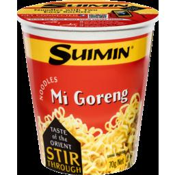 Photo of Suimin Cup Noodles Mi Goreng 70gm