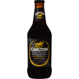 Photo of Carlton Black Ale Bottles