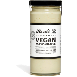 Photo of Roza's Vegan Mayonnaise