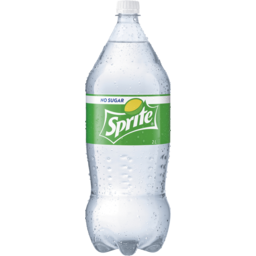 Photo of Sprite No Sugar Lemonade Soft Drink 2l