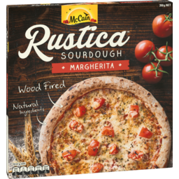 Photo of Mccain Rustica Pizza Margherita 350g 350g