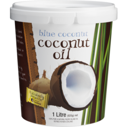Photo of Blue Coconut Cooking Oil 1L