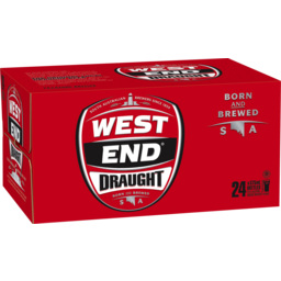 Photo of West End Draught Stubbies