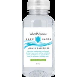 Photo of Safe Hands Liquid Sanitizer Bottles