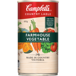 Photo of Campbell's Country Ladle Farmhouse Vegetable 495g 495g