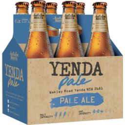 Photo of Yenda Pale Ale Stubbies