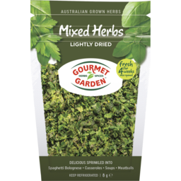Photo of Gourmet Garden Herbs & Spices Gourmet Garden Lightly Dried Mixed Herbs 8g