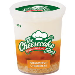 Photo of Cheesecake Shop Passionfriut 140gm