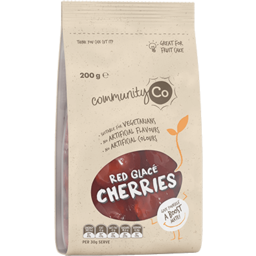 Photo of Community Co Cherrie Glace Red200gm