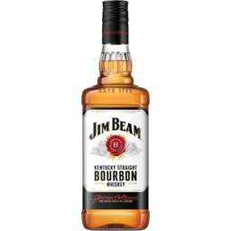 Photo of Jim Beam White Label
