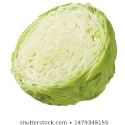 Photo of Cabbage Half