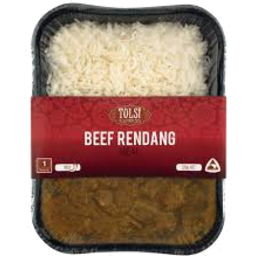 Photo of Tulsi Meal Beef Rendang 320g