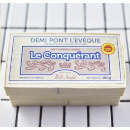 Photo of Demi Pont Leveque Le Conq 180gm