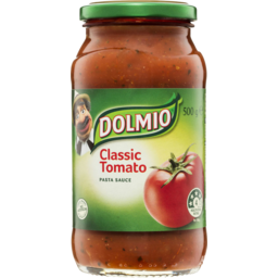 Photo of Dolmio Traditional Recipe Classic Tomato Pasta Sauce 500g