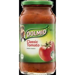 Photo of Dolmio Classic Tomato Pasta Sauce 500g