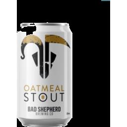Photo of Bad Shep Oatmeal Stout Slab