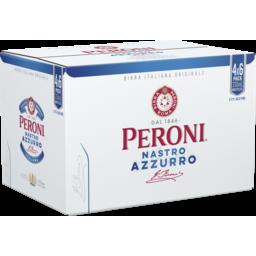 Photo of Peroni Nastro Azzurro Stubbies