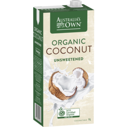 Photo of Australia's Own Coconut Milk Unsweetened