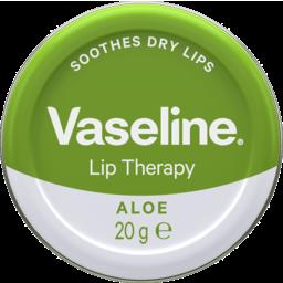 Photo of Vaseline Petroleum Jelly Aloe Soothe 20g