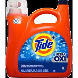 Photo of Tide Liquid Detergent He Ultra Oxi