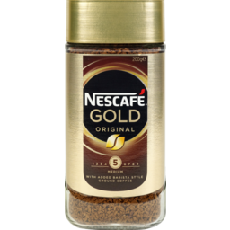 Photo of Nescafe Gold Coffee Original Int 5g