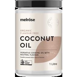 Photo of Melrose - Coconut Oil Flavorless - 1lt