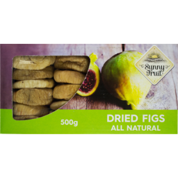 Photo of Sunny Fruit Dried Figs 500g