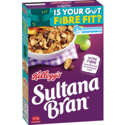 Photo of Kellogg's Cereal Sultana Bran (420g)